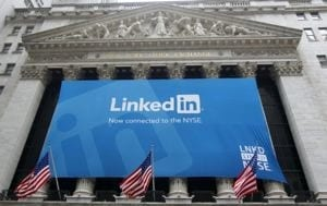 linkedin miglior social business