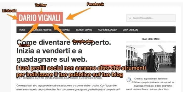 guadagnare con un blog wordpress