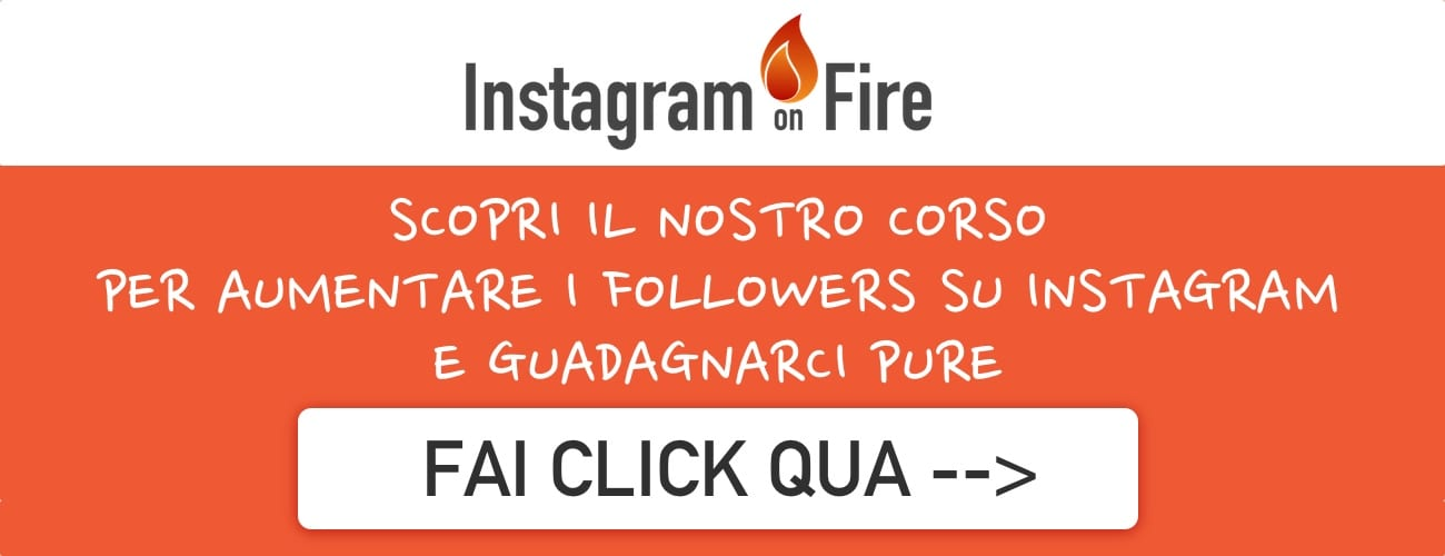 Le strategie per aumentare i followers su instagram e guadagnarci