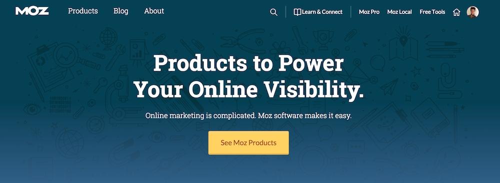 Guadagnare online: tools utili, MozPro tool