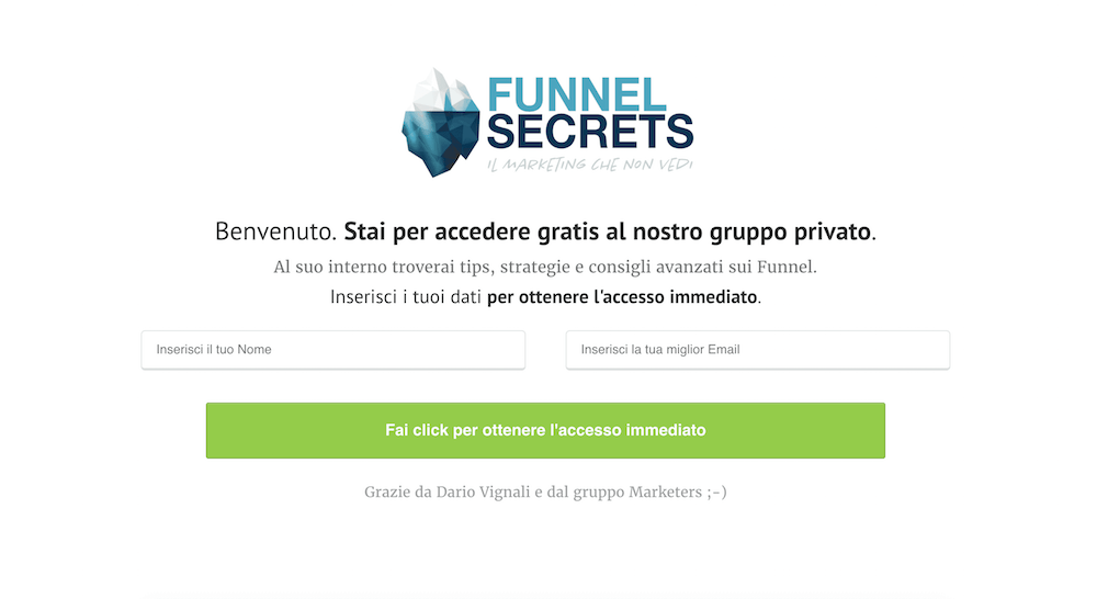 funnel cos'è