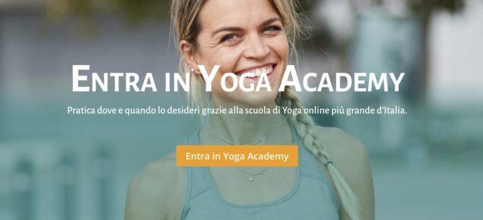 pratica yoga dove e quando vuoi